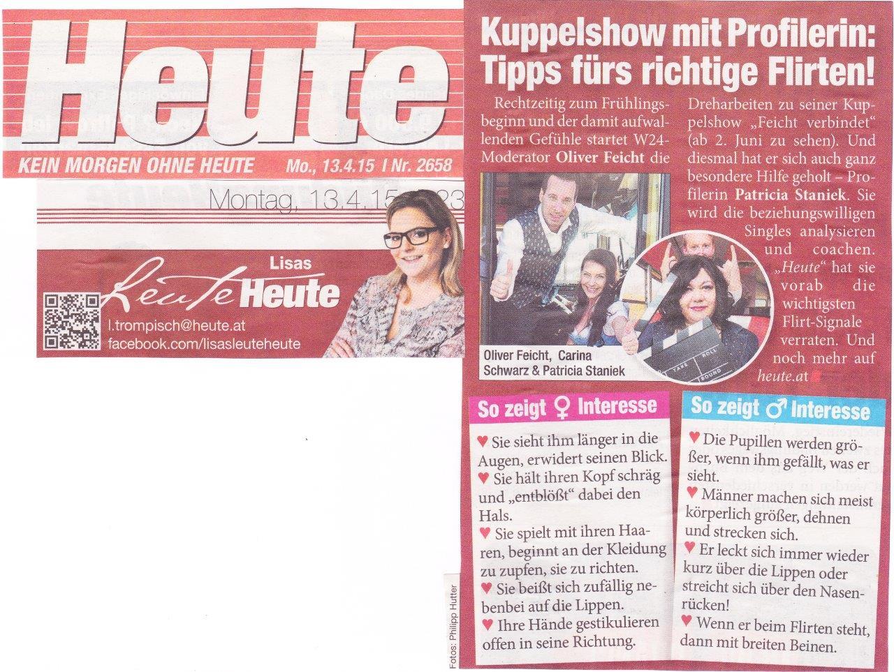österreich Zeitung Heute
