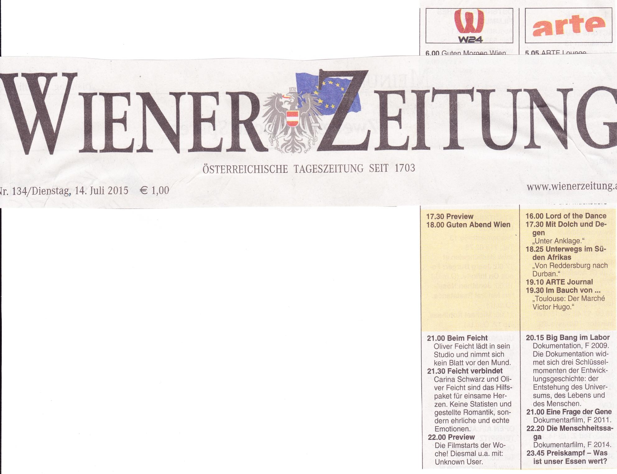 titelseiten tageszeitungen heute